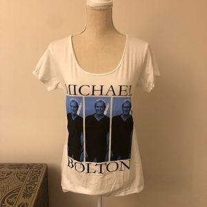 Tops - Michael Bolton T-Shirt